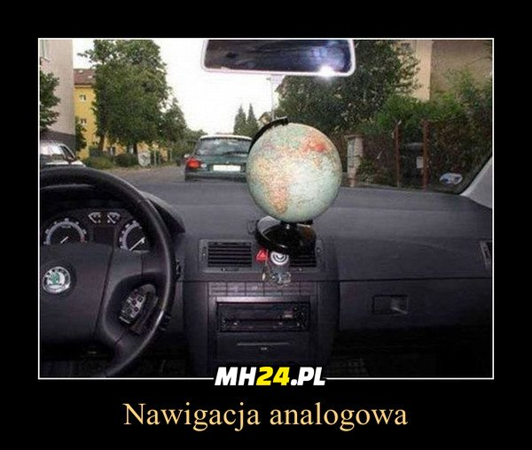 Nawigacja analogowa