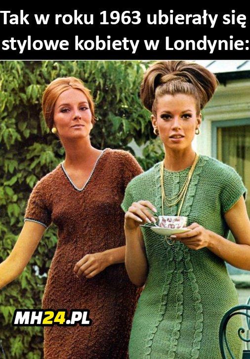 W latach 60-tych każdy chciał... Obrazki