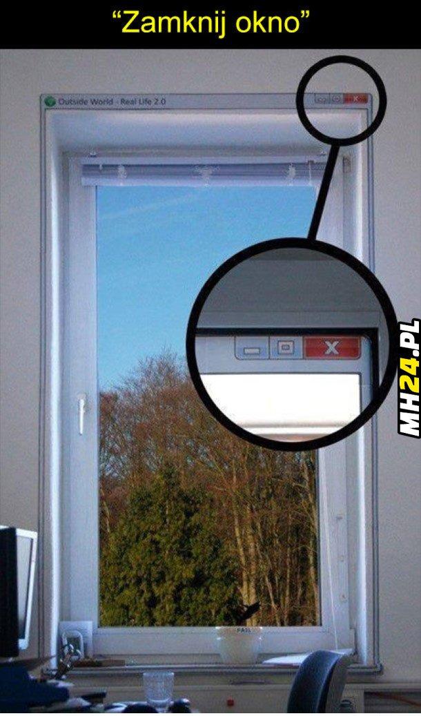Zamknij okno Obrazki