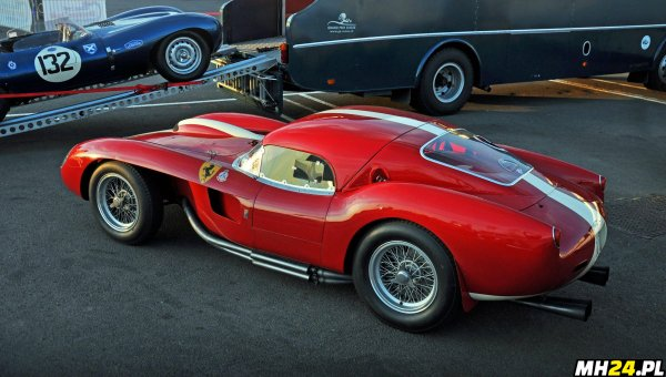 Ferrari Testa Rossa Motoryzacja
