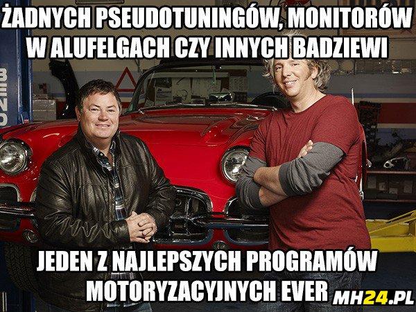 Jeden z najlepszych programów motoryzacyjnych... Motoryzacja