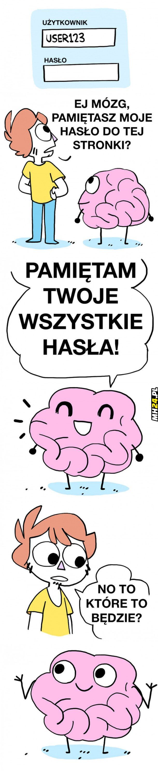 Mózg Obrazki
