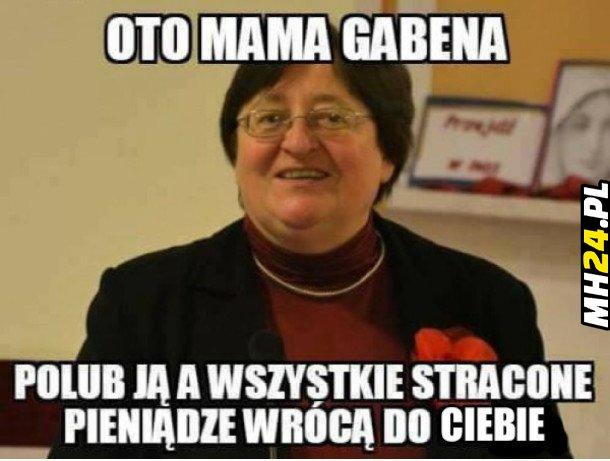 Oto mama Gabena…