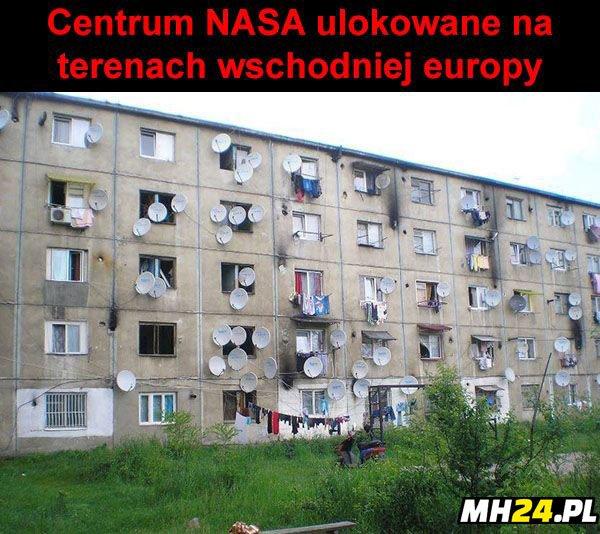 Centrum NASA we wschodniej Europie Obrazki