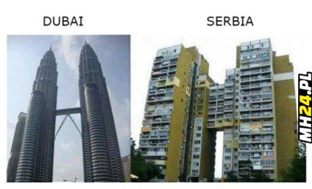 Dubaj vs Serbia