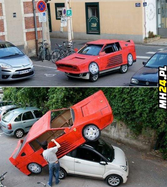 Każdy może mieć Ferrari