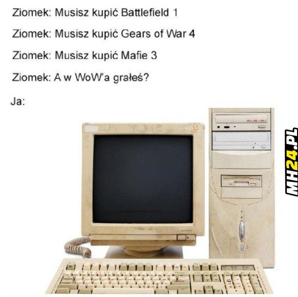 Kiedy masz taki komputer…