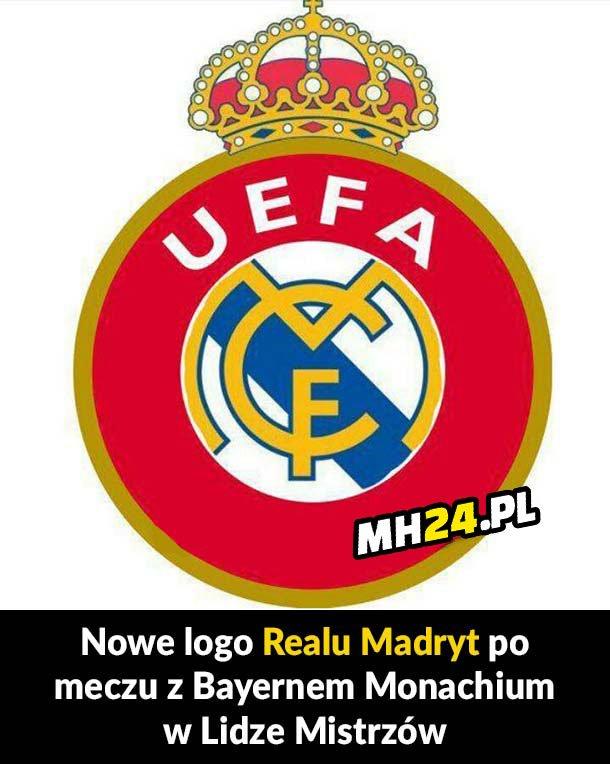 Nowe logo Realu