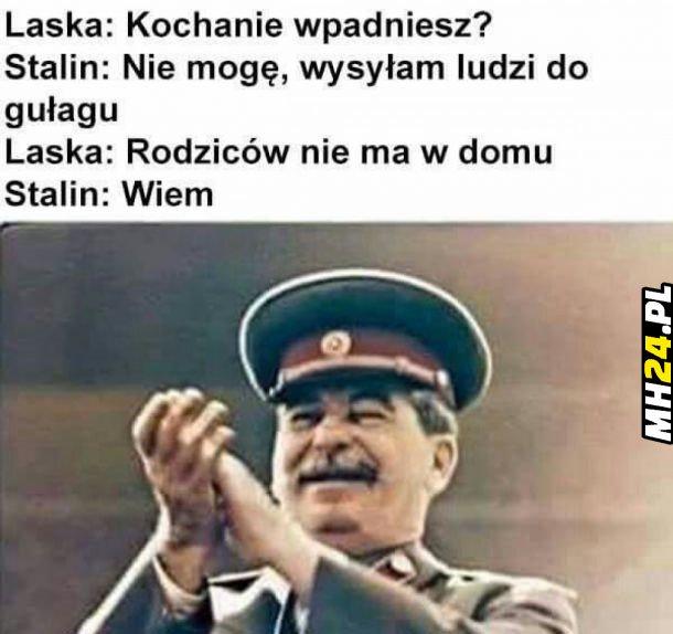 Randka ze Stalinem