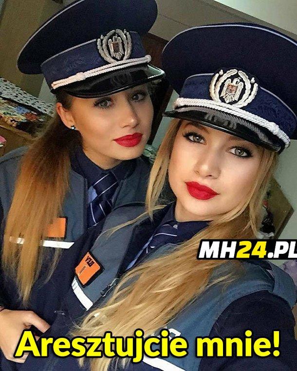 Rumuńskie policjantki