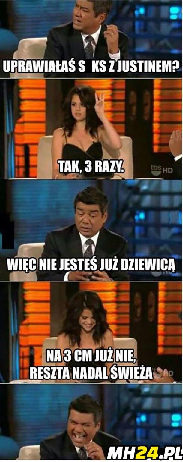 Selena w akcji Bez kategorii