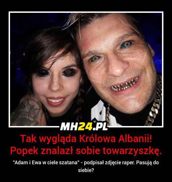 Tak wygląda Królowa Albanii…