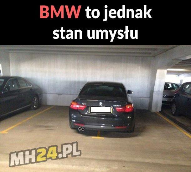 BMW to jednak stan umysłu Motoryzacja