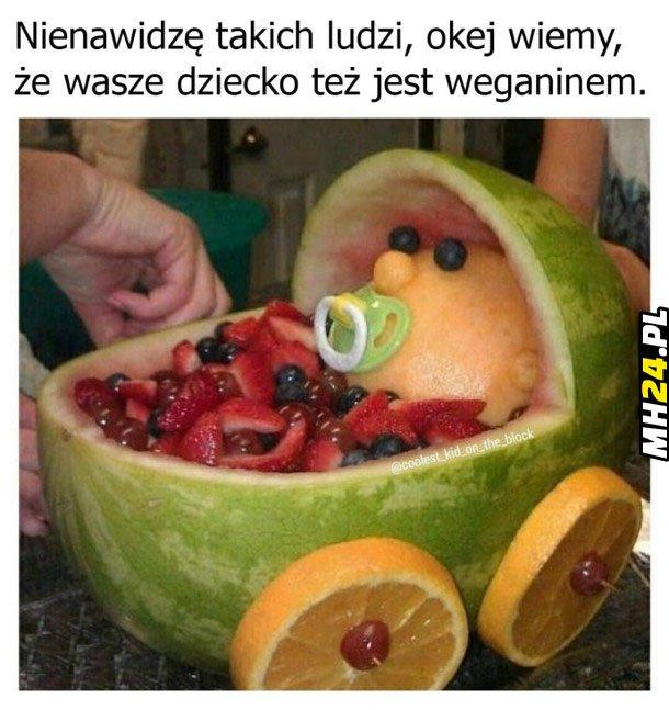 Dziecko weganów Obrazki