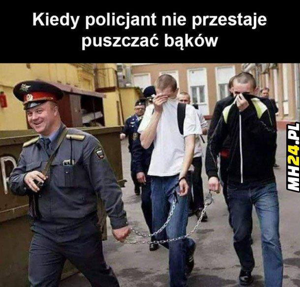 Kiedy policjant... Obrazki