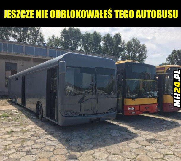 Nieodblokowany autobus Obrazki