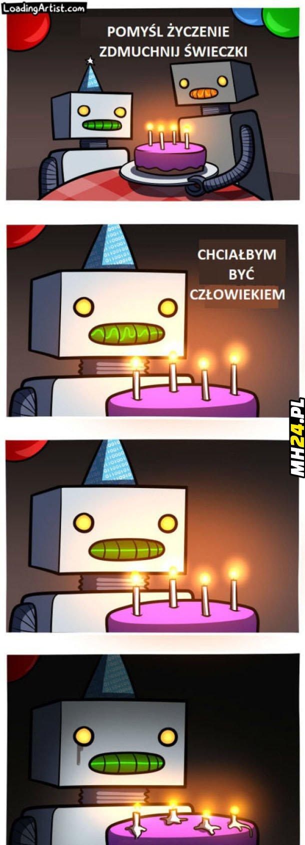 Pomyśl życzenie…