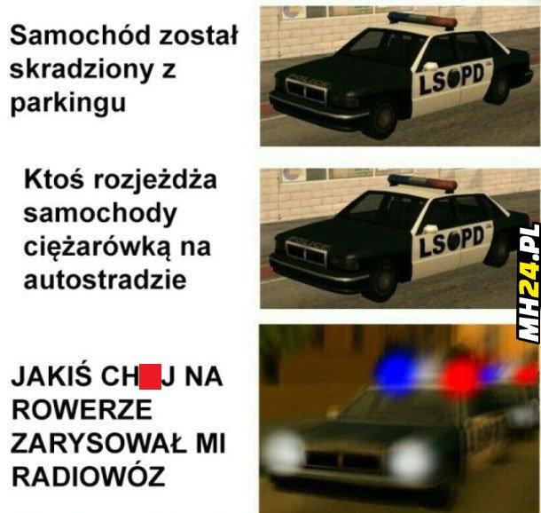 Typowe GTA Obrazki