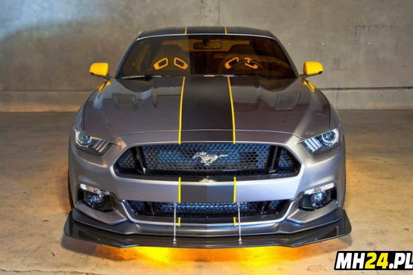 Ford Mustang F-35