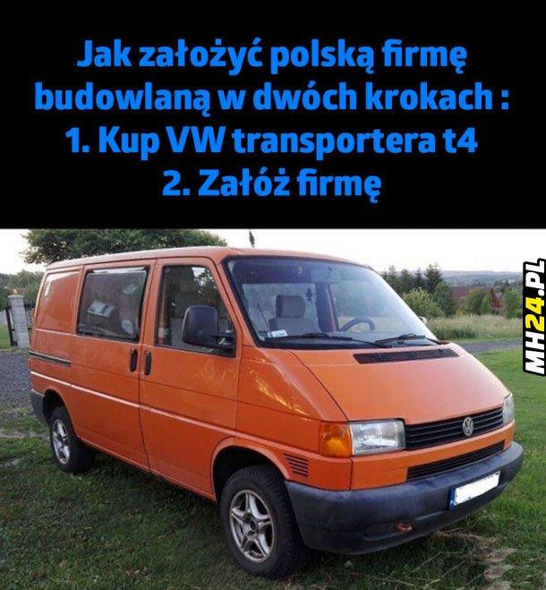 Jak założyć firmę budowlaną w Polsce