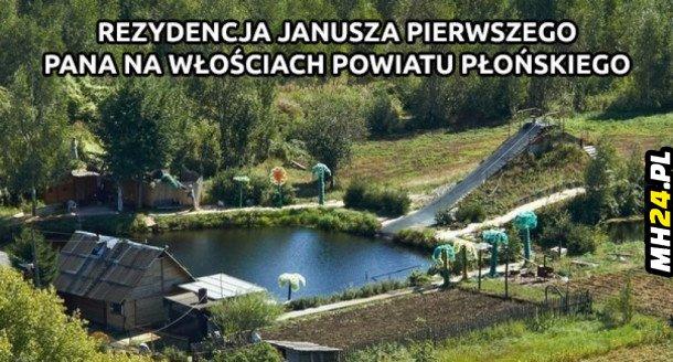 Rezydencja Janusza Pierwszego Obrazki