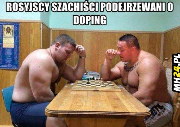 Rosyjscy szachiści Obrazki