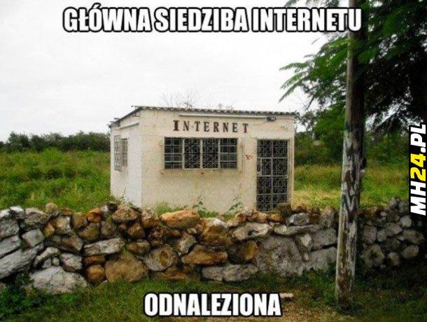 Główna siedziba Internetu Obrazki