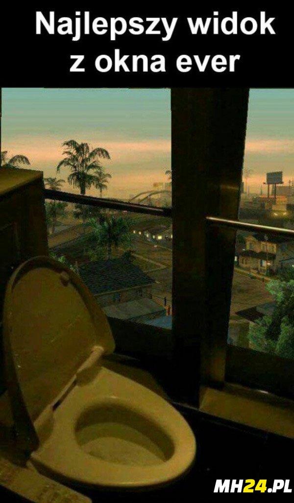 Najlepszy widok z okna