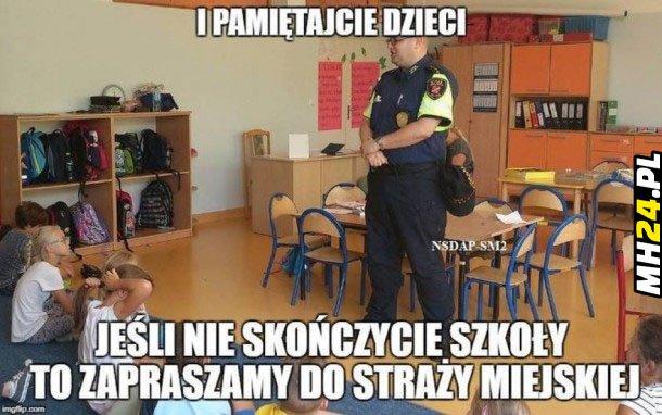 Pamiętajcie dzieci xD Obrazki