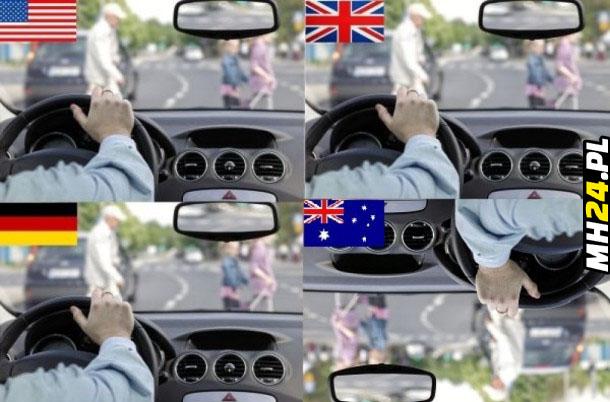 Tak jest w Australii