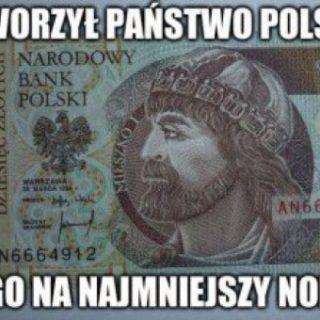 Taki los spotkał Mieszka xD Obrazki
