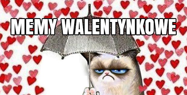 Walentynki (14 luty) – najlepsze śmieszne memy Walentynkowe!