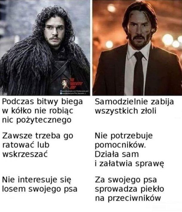Jon vs John