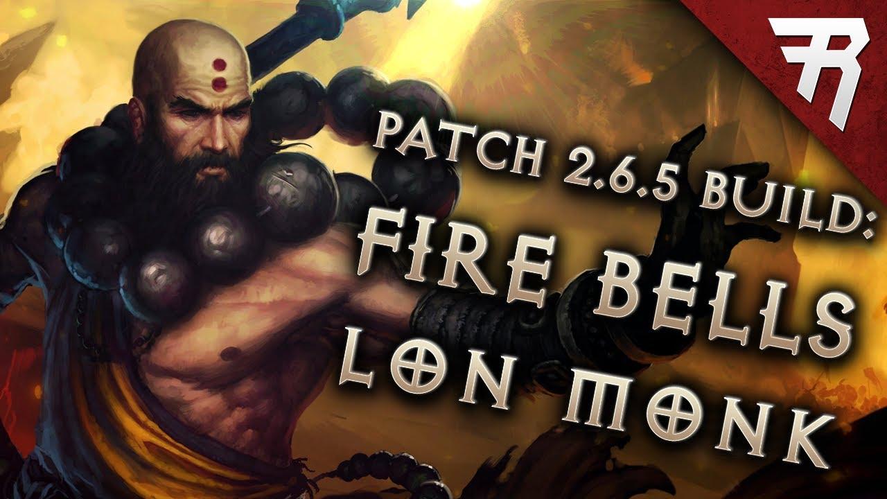 Diablo 3 Season 17 Monk LoN Wave of Light build guide – Patch 2.6.5 (Torment 16)