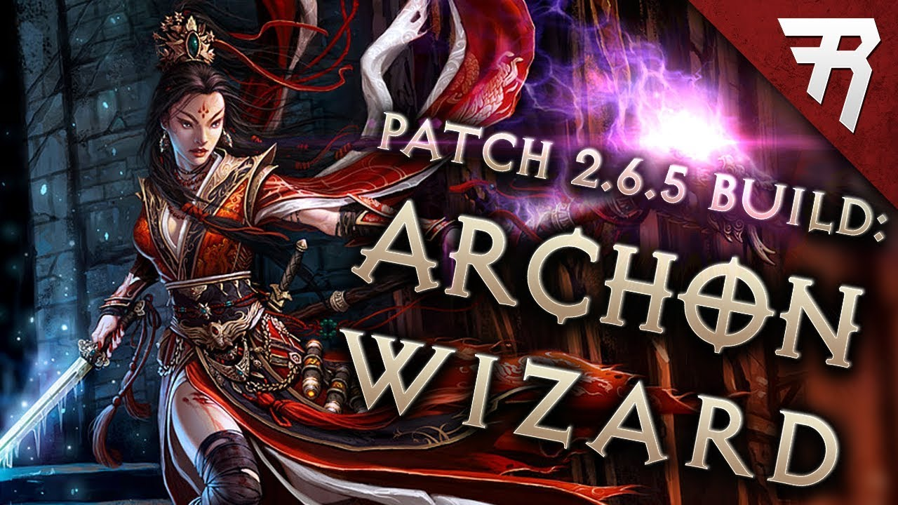 Diablo 3 Season 17 Wizard Vyr Chantodo Archon build guide – Patch 2.6.5 (Torment 16)