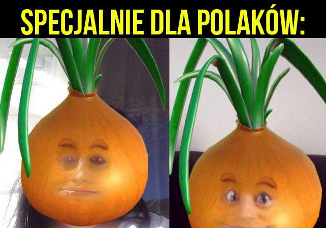 Specjalny filtr snapa dla Polaków xD