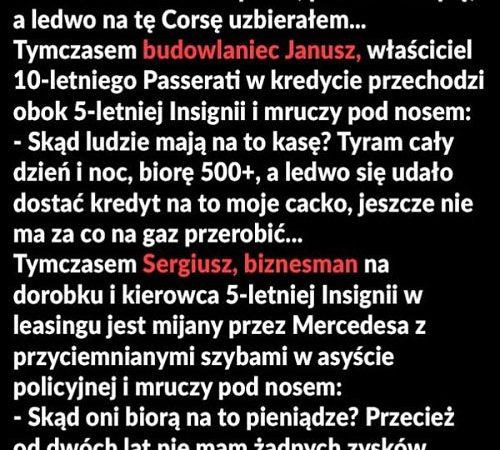 Żul Arek i premier…