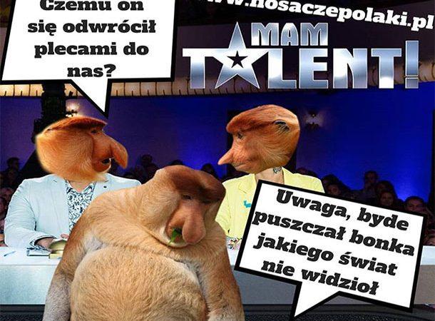 Janusz w Mam Talent