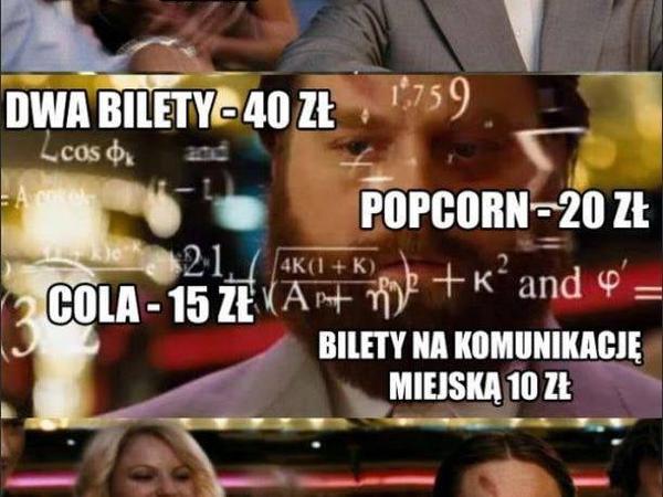 Może pójdziemy do kina…