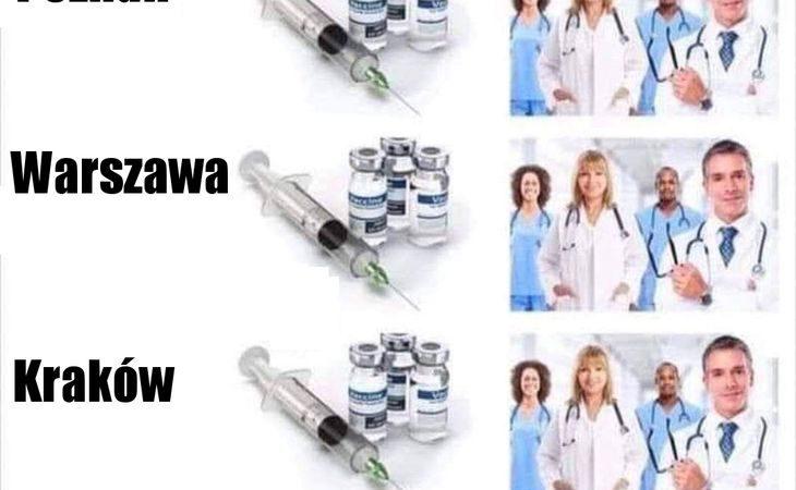 Polskie miasta vs koronawirus