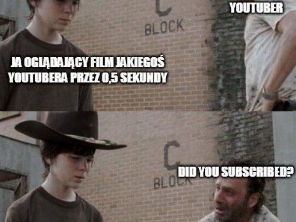Typowy Youtuber xD