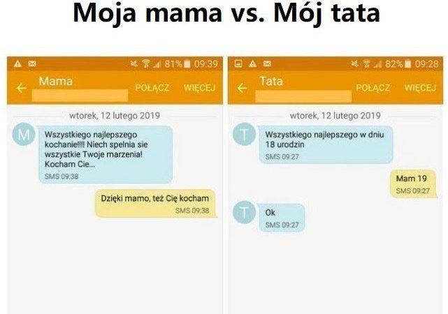 Mama vs. Tata